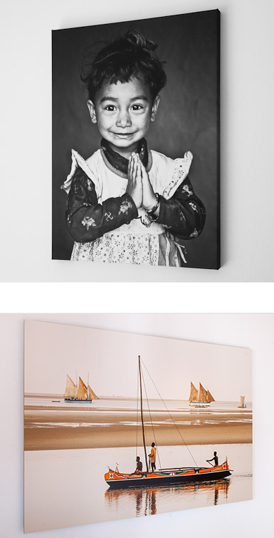 Canvas+AluDibond